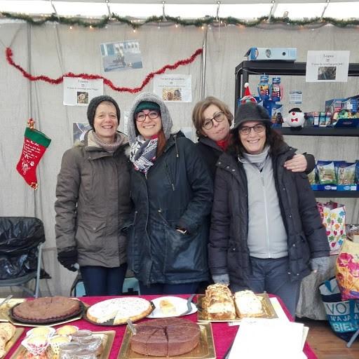 Marché de Noël : vin chaud & douceurs «maison» !